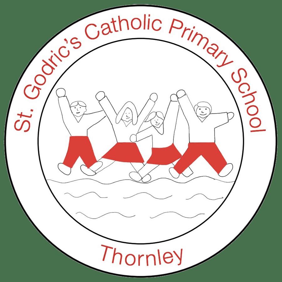 St Godrick's R.C. Primary School logo